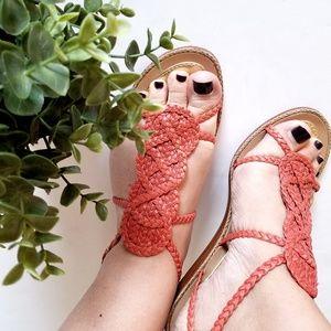 Kate Spade Braided Sandal